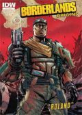 Read Borderlands online