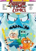 Read Adventure Time Comics online