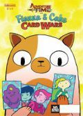Read Adventure Time Fionna and Cake Card Wars online