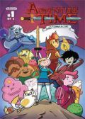 Read Adventure Time with Fionna & Cake online