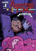 Read Adventure Time: Candy Capers online
