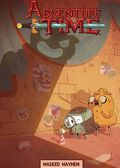 Read Adventure Time: Masked Mayhem online