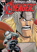 Read Marvel Action: Avengers (2020)  online