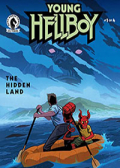 Read Young Hellboy  online