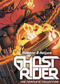 Read Ghost Rider: Robbie Reyes - The Complete Collection online