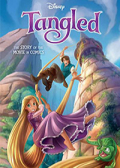 Read Disney Tangled: The Story of the Movie in Comics online