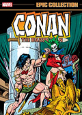 Read Conan The Barbarian Epic Collection: The Original Marvel Years - The Curse Of The Golden Skull online
