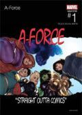 Read A-Force (2016) online