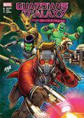 Read Guardians of the Galaxy: Telltale Games online