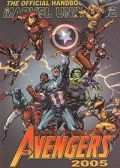 Read Official Handbook of the Marvel Universe: Avengers 2005 online