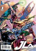 Read Justice League of America (2015) online