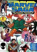 Read Marvel Saga: The Official History of the Marvel Universe online